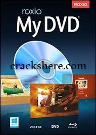 Roxio MyDVD Crack