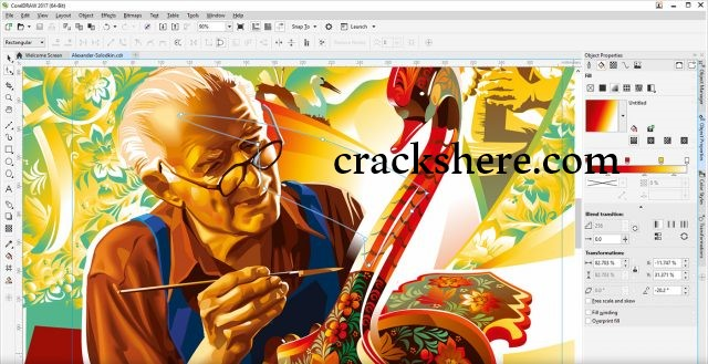 CorelDraw Graphics Suite 2020 22.0.0.412 Crack