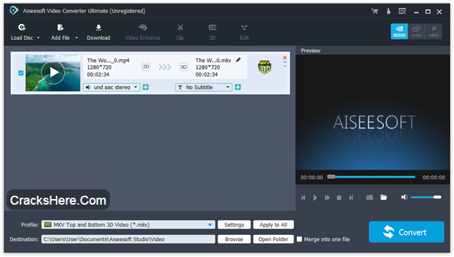 AiseeSoft Video Converter Ultimate
